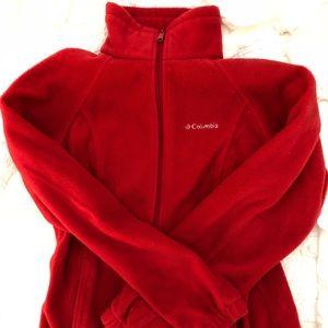 Jackets & Blazers - Women's Columbia fleece jacket